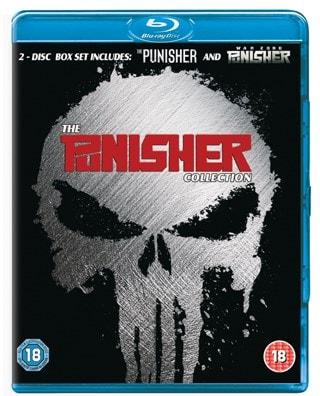 The Punisher/The Punisher: War Zone