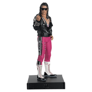 Bret Hart: WWE Championship Figurine: Hero Collector