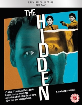 The Hidden (hmv Exclusive) - The Premium Collection