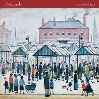 L.S. Lowry Square 2022 Calendar