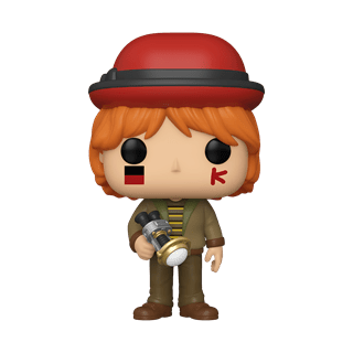 Ron Weasley at World Cup (121) Harry Potter NYCC 2020 (hmv Exclusive) Pop Vinyl