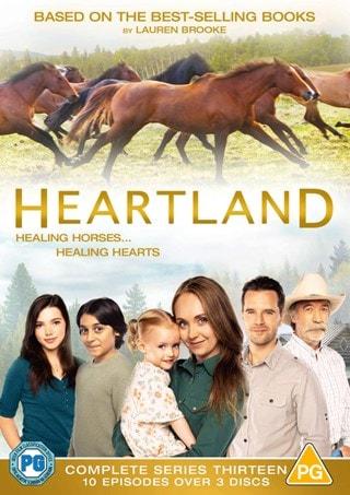 Heartland: The Complete Thirteenth Season