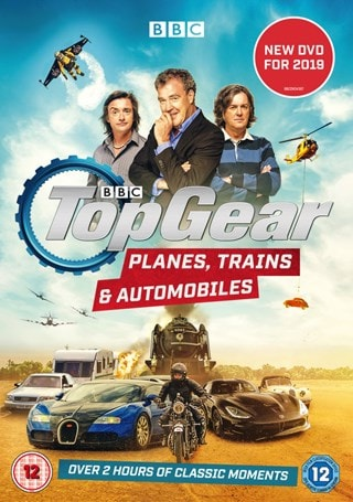 Top Gear: Planes, Trains & Automobiles