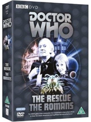 Doctor Who: The Rescue/The Romans