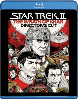 Star Trek 2 - The Wrath of Khan: Director's Cut