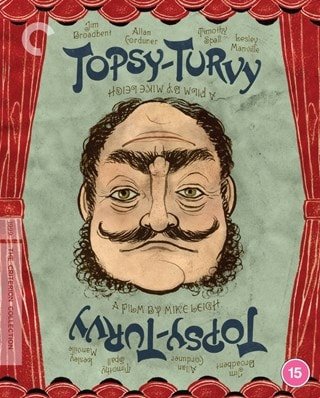Topsy Turvy - The Criterion Collection
