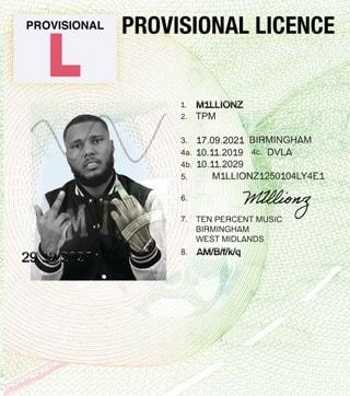 Provisional Licence (hmv Exclusive) Slipcase
