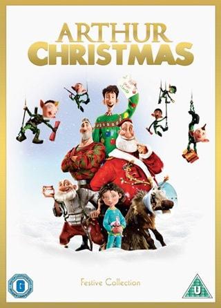 Arthur Christmas (hmv Christmas Classics)