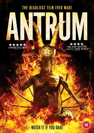 Antrum - The Deadliest Film Ever Made