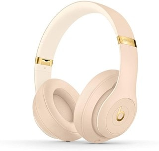 Beats By Dr Dre Studio 3 Wireless Desert Sand Headphones