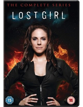 Lost Girl: The Complete Series