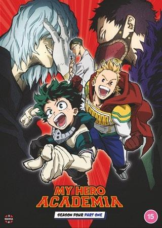 My Hero Academia: Season Four, Part One