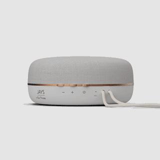 Jays S-Go Three White Bluetooth Speaker