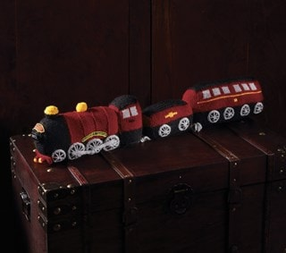 Hogwarts Express Draught Excluder: Harry Potter Knit Kit