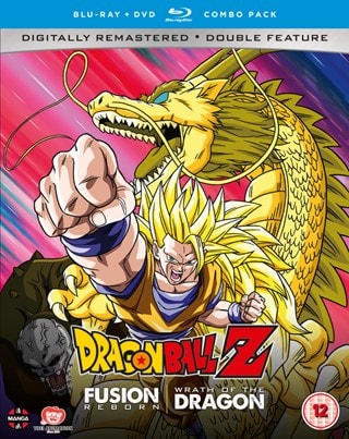 Dragon Ball Z Movie Collection Six: Wrath of the Dragon/...