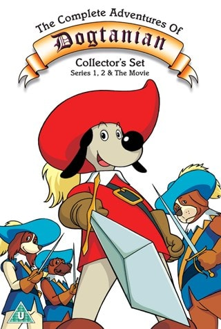 Dogtanian: The Complete Adventures