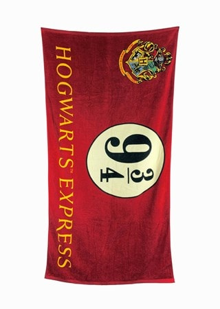 Harry Potter: Platform 9 3/4 Towel