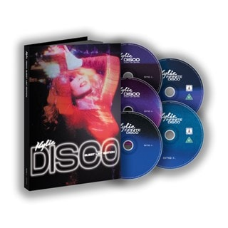 Disco: Guest List Edition - Deluxe Limited Edition 3CD / 1 DVD / 1 Blu-ray