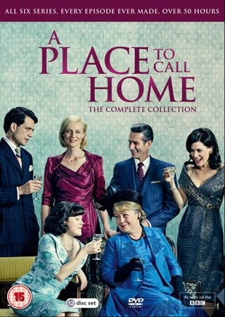 A Place to Call Home: Complete Series One to Six