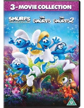 The Smurfs 1-3