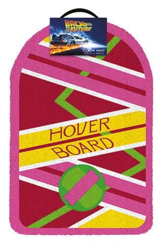 Back To The Future: Hoverboard Door Mat