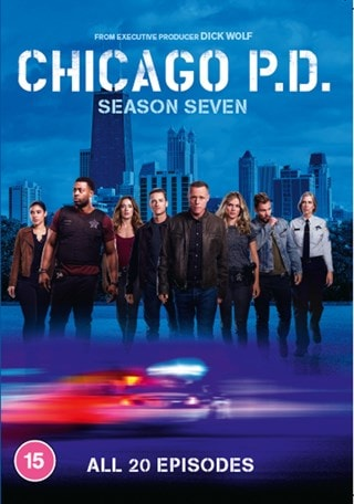 Chicago P.D.: Season Seven