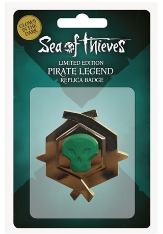 Sea Of Thieves: Limited Edition Pin Badge