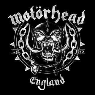 Motorhead: England Canvas Print
