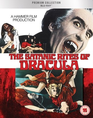 The Satanic Rites of Dracula (hmv Exclusive) - The Premium...