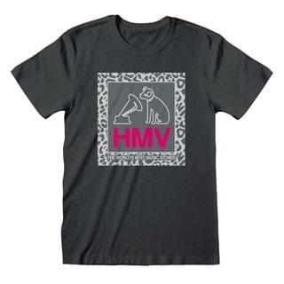 hmv 100th Anniversary Charcoal T-shirt