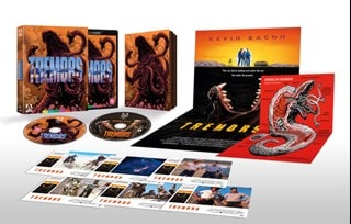 Tremors 4K Ultra HD Limited Edition