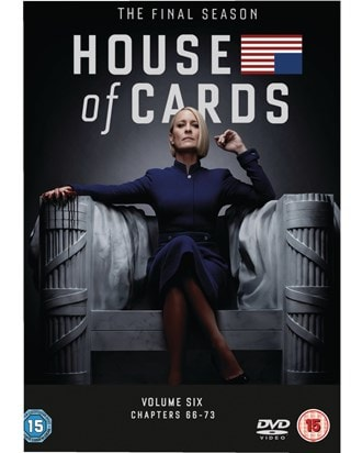 House of Cards: The Complete Final Season