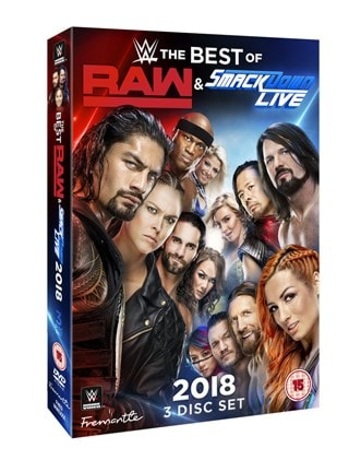 WWE: The Best of Raw & Smackdown 2018