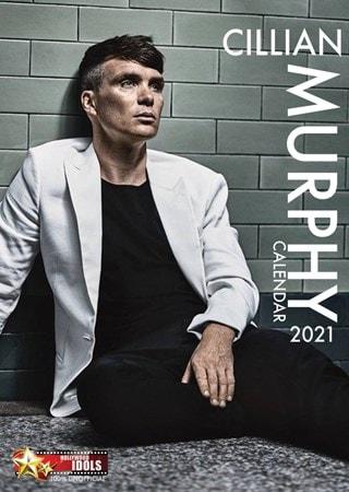 Cillian Murphy: A3 2021 Calendar