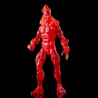 The Human Torch: Fantastic Four Retro Marvel Legends Action Figure