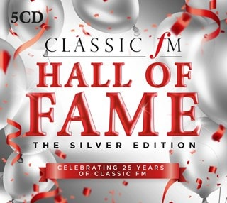 Classic FM Hall of Fame: The Silver Edition