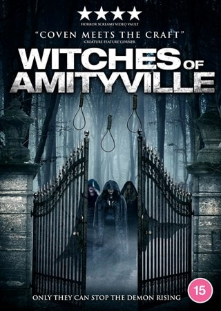Witches of Amityville