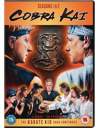 Cobra Kai: Season 1 & 2