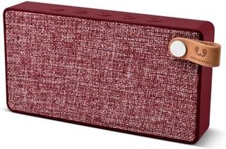 Fresh N Rebel Rockbox Slice Ruby Bluetooth Speaker