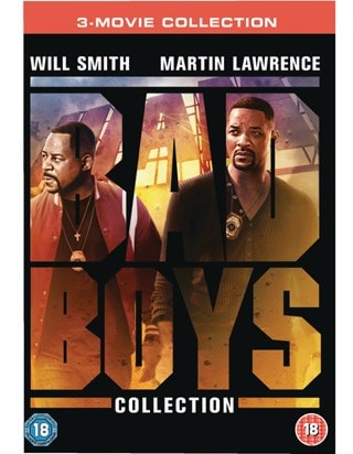 Bad Boys/Bad Boys II/Bad Boys for Life