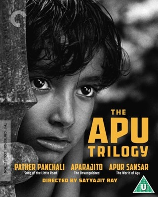 The Apu Trilogy - The Criterion Collection