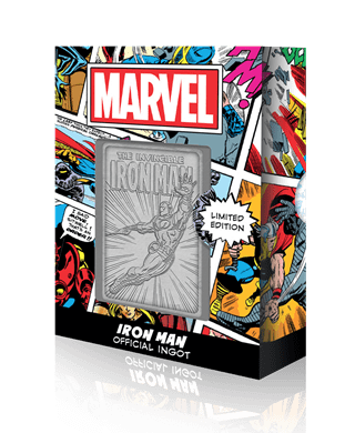 Iron Man: Marvel Limited Edition Ingot Collectible