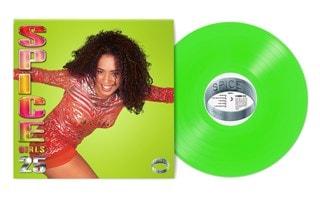 Spice: 25th Anniversary - 'Scary' Light Green Coloured Vinyl
