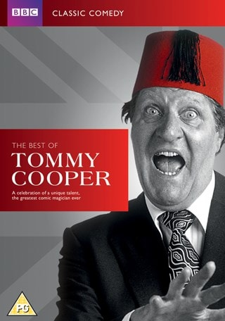 Tommy Cooper: The Best of Tommy Cooper (hmv Exclusive)