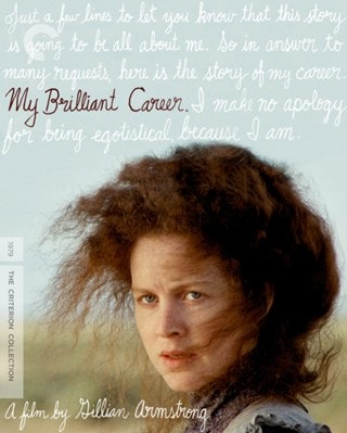 My Brilliant Career - The Criterion Collection