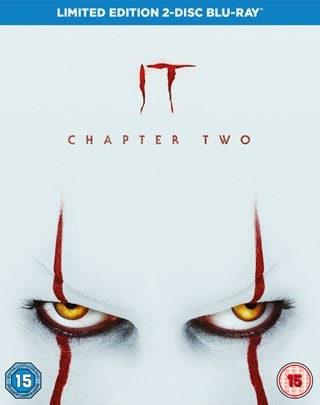 It: Chapter Two: 2-Disc Limited Edition