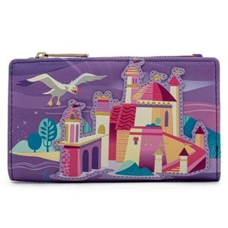 Disney: Ariel Castle Collection Loungefly Wallet