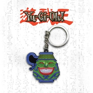 Yu-Gi-Oh! Pot of Greed: Limited Edition Keyring