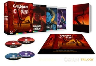 Children of the Corn Trilogy Limited Collector's Edition