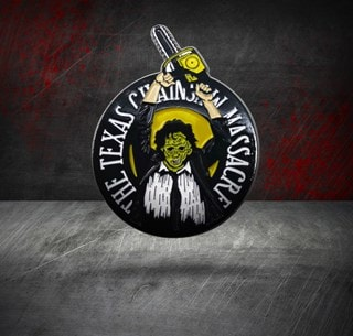 Texas Chainsaw Massacre: Limited Edition Pin Badge